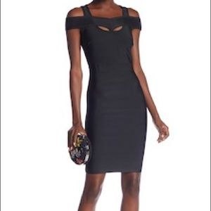 Black dress available in S only